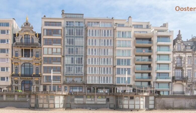 Accommodatie in Oostende