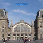 Ostende gare ferroviaire