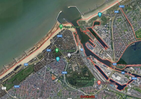 Ostende plan